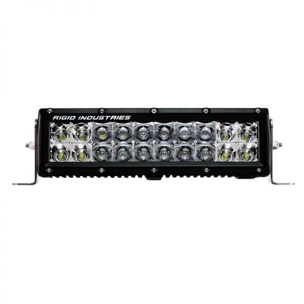 Rigid industries 10 inch e series led light bar aloadofball Image collections