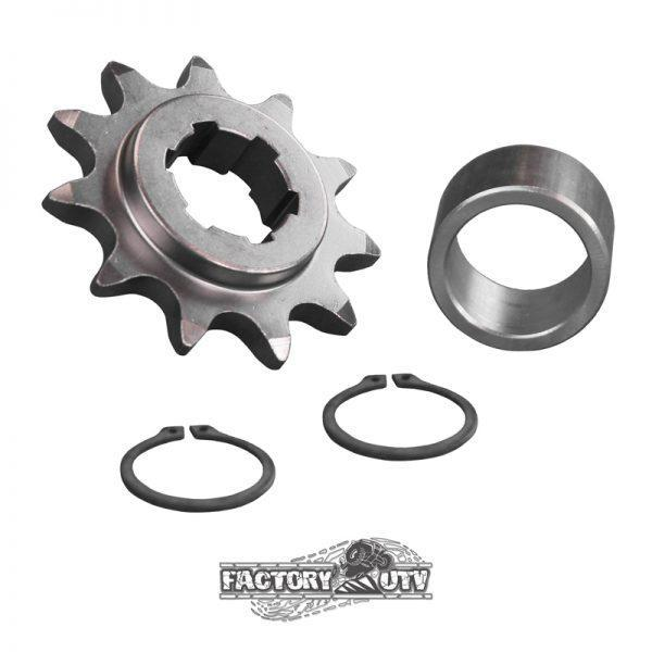 Factory UTV Polaris RZR-170 11 Tooth Countershaft Sprocket