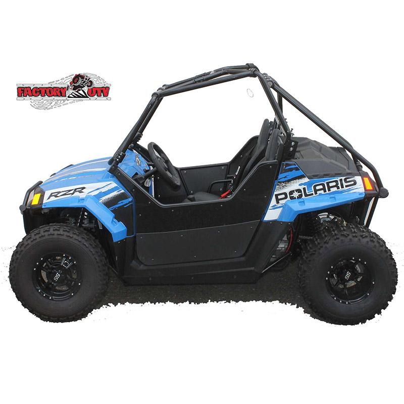 Polaris RZR-170 Full Coverage UTV Bolt-On Doors