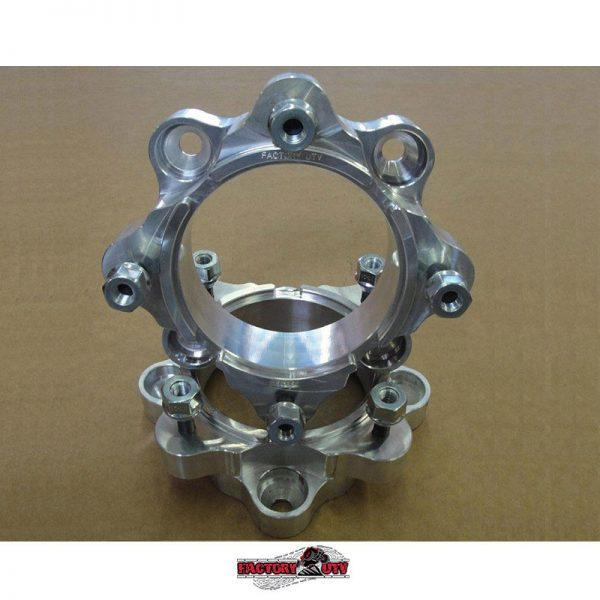 Two Inch Machined Billet Aluminum Wheel Spacers