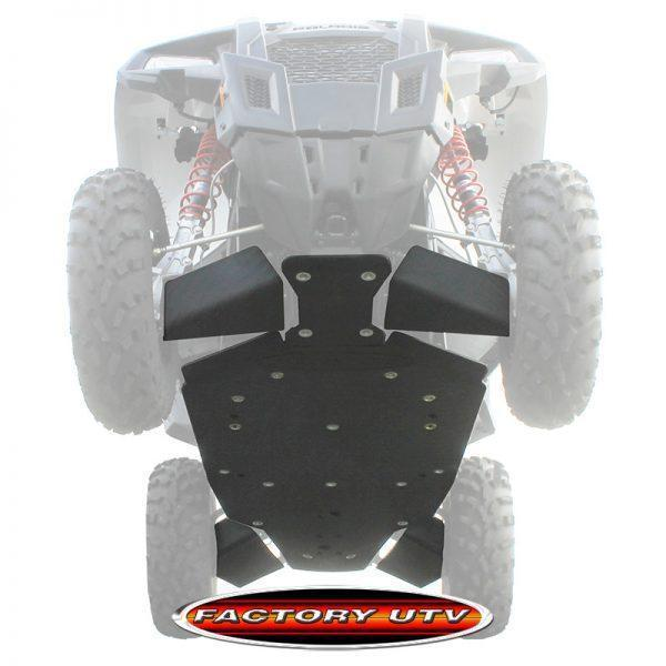 Polaris Sportsman ACE Three Eights inch Ultimate UHMW Kit
