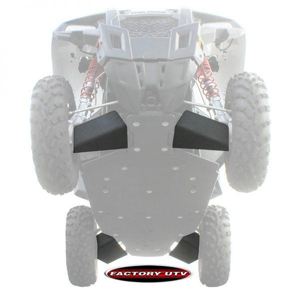 Polaris Sportsman ACE UHMW A-Arm Guard Kit