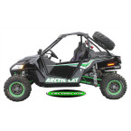 Arctic Cat Wildcat Bolt-On Full Door Package,Arctic Cat Wildcat Full Door Package,Arctic Cat Wildcat Full Door System,Factory UTV Arctic Cat Wildcat Door System