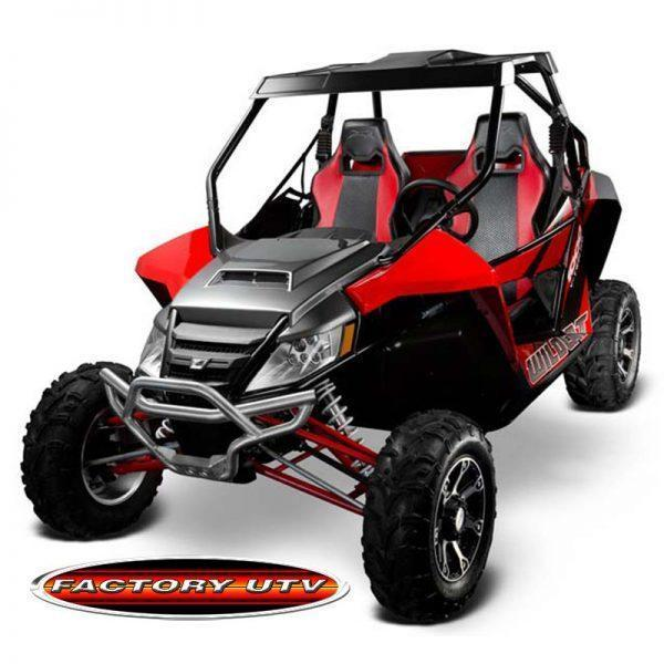 Maier Arctic Cat Wildcat Plastic Roof