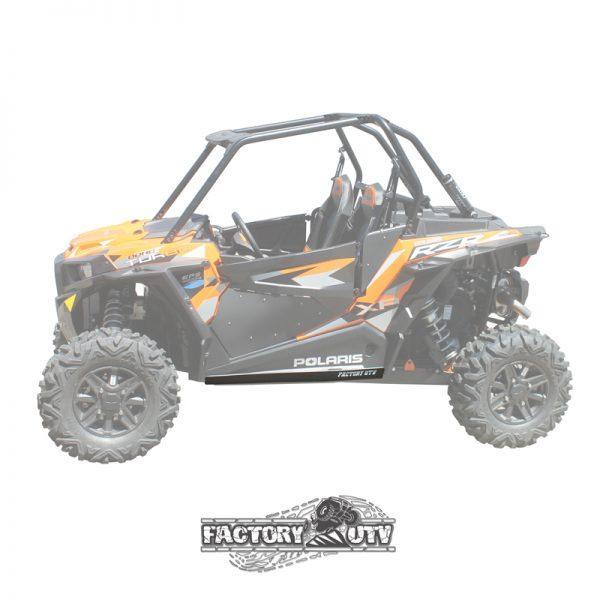 RZR 900 / XP 1000 Three Eights UHMW Rock Sliders,RZR 900 / XP 1000 Half Inch UHMW Rock Sliders