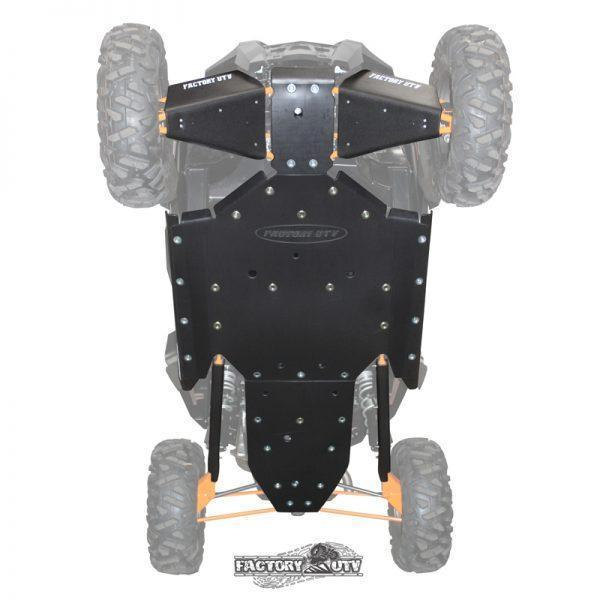 Polaris RZR XP-1000 Ultimate Three Eights UHMW Package,RZR XP 1000 Ultimate Half Inch UHMW Package