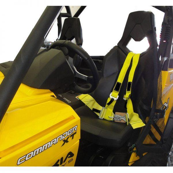 Can-Am Commander Complete Restraint System,Factory UTV Can-Am Commander Restraint System