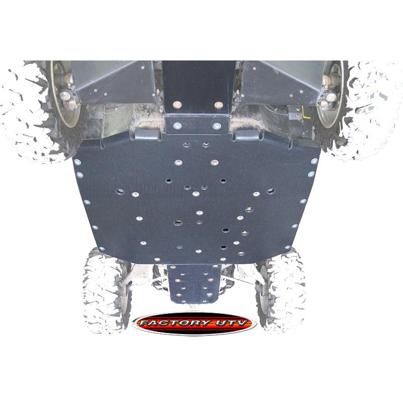 Can-Am Commander Half Inch UHMW Full Skid Plate.Can-Am Commander Three Eights UHMW Full Skid Plate