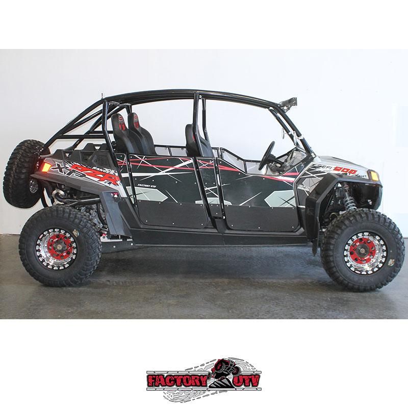 Factory UTV Polaris RZR4 800-XP4 900 Complete Door Kit,Polaris RZR4 800-XP4 900 Complete Door Kit