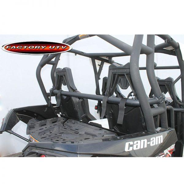 Factory UTV Can-Am Commander Max Full Restraint System,Can-Am Maverick Max Steel Rear Harness-Restraint Bar,Can-Am Maverick Max Full Restraint System