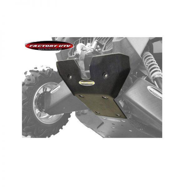 Can-Am Commander UHMW Front Nose Skid Plate