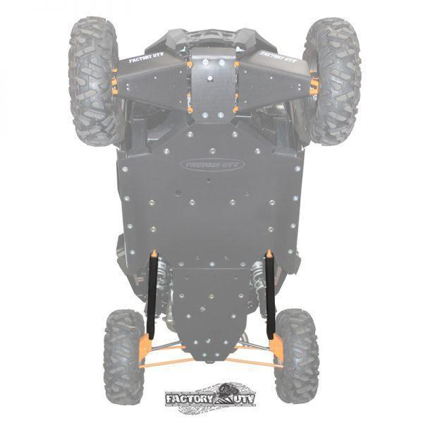 RZR XP 1000 Ultimate Half Inch UHMW Package
