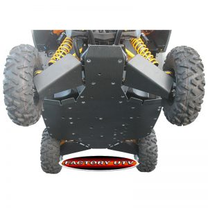 Can-Am Maverick Ultimate Three Eights UHMW Kit