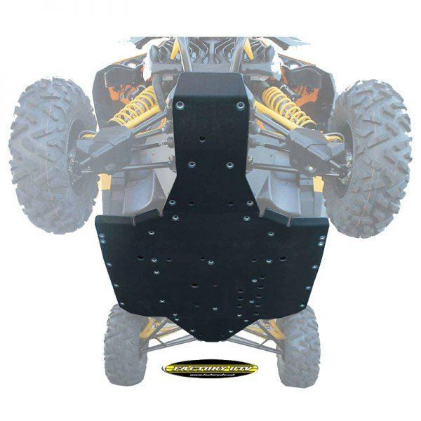 Maverick Xds Three Eights inch UHMW Skid Plate,Can-Am Maverick Xds Half Inch UHMW Skid Plate