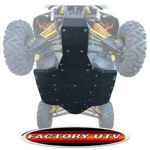 Can-Am Maverick Half Inch UHMW Skid Plate.Can-Am Maverick Three Eights UHMW Skid Plate