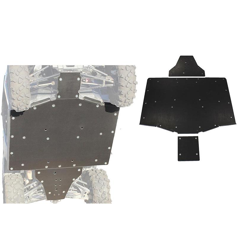 Polaris Ranger XP 900 Three Eights UHMW Skid Plate
