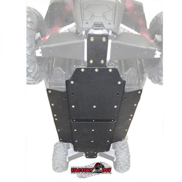 Polaris RZR-4 Three Eights UHMW Full Skid Plate,Polaris RZR-4 Half Inch UHMW Full Skid Plate