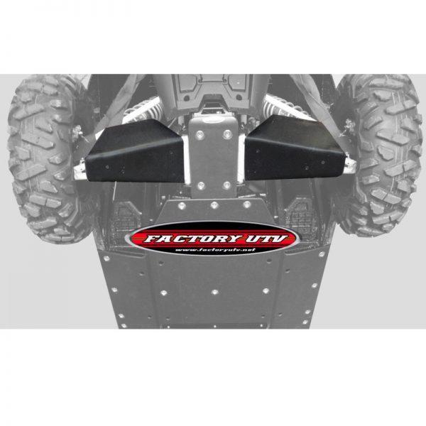 Polaris RZR-4 800 Complete UHMW A-Arm Guard Kit,Factory UTV Polaris RZR-4 UHMW A-Arm Guards