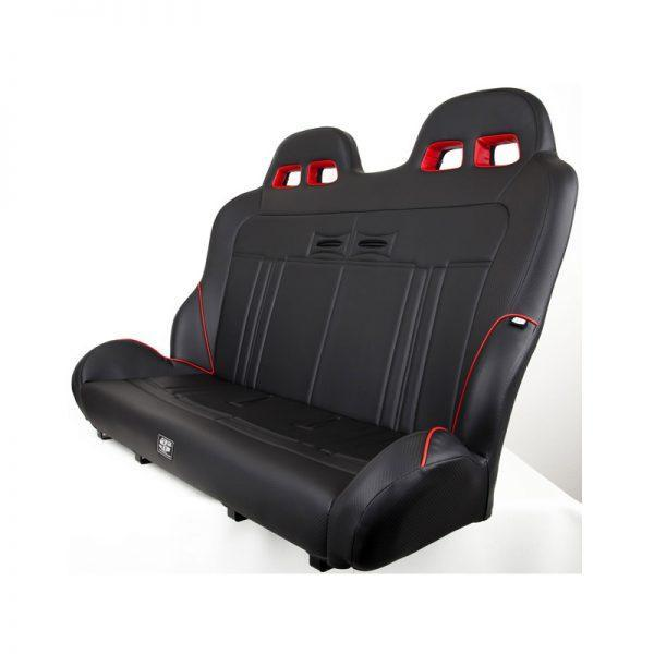 Polaris RZR4 800-900 Twisted Stitch Bench Seat