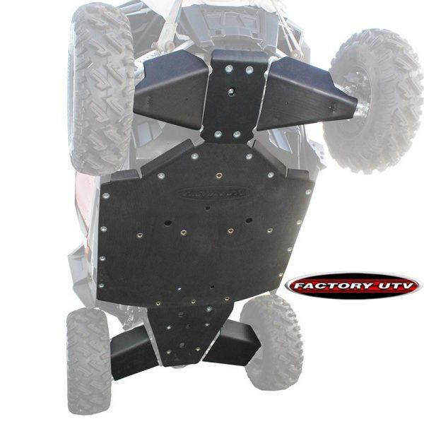 RZR 900 S Ultimate Half Inch UHMW Skid Package