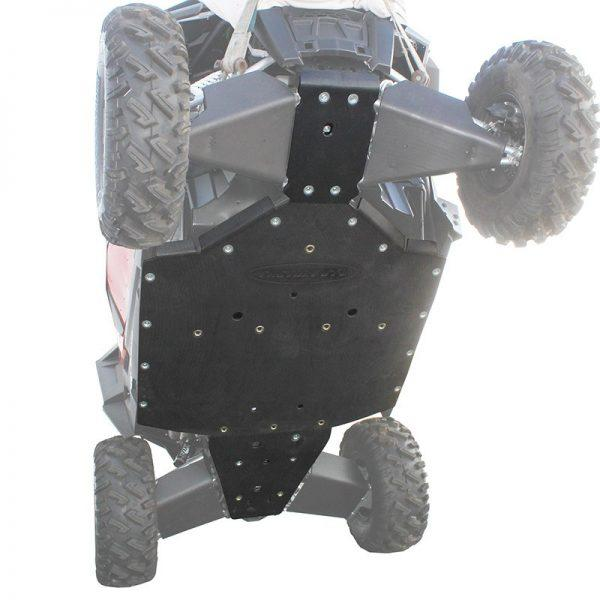 Polaris RZR 1000 S Three Eights UHMW Skid Plate,Polaris RZR 1000 S Half Inch UHMW Skid Plate,Polaris RZR 900 Series Three Eighths UHMW Skid Plate