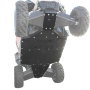 Polaris RZR 900 Series Three Eighths UHMW Skid Plate