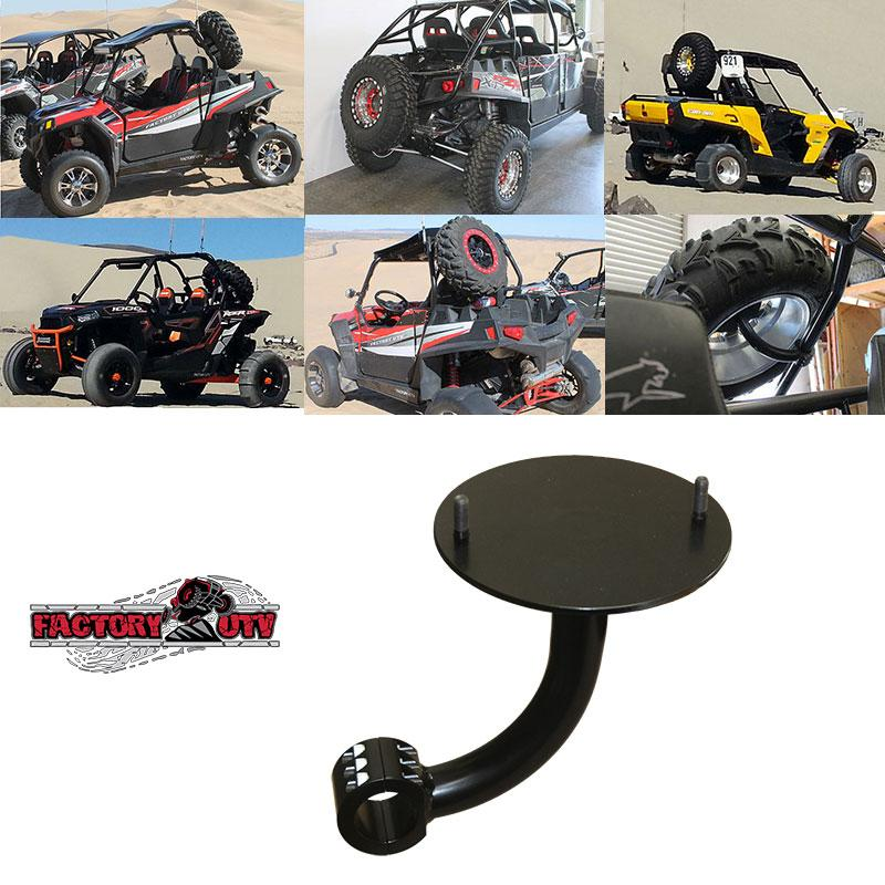 Factory UTV Steel UTV Spare Tire Mount Assembly