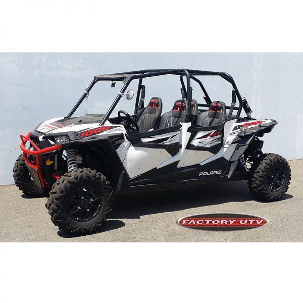 sc 1 st  Factory UTV & Polaris RZR XP4 1000 Complete Door Insert Kit