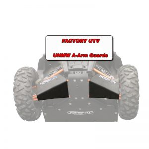 Polaris RZR XP900 Series UHMW A-Arm Guards