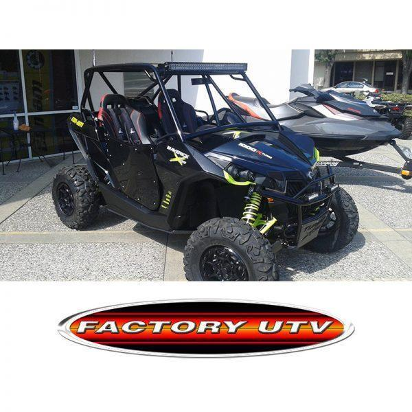 sc 1 st  Factory UTV & Can-Am Maverick Enduro Series Complete Door Kit