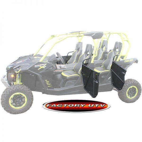 Can-Am Maverick Max EnduroMax Complete Door Kit,Can-Am Maverick Max EnduroMax Door Kit,Factory UTV Can-Am EnduroMax Maverick Max Doors