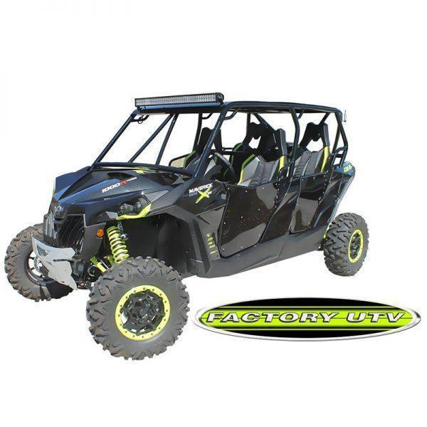 Can Am Maverick Max Enduromax Complete Door Kit