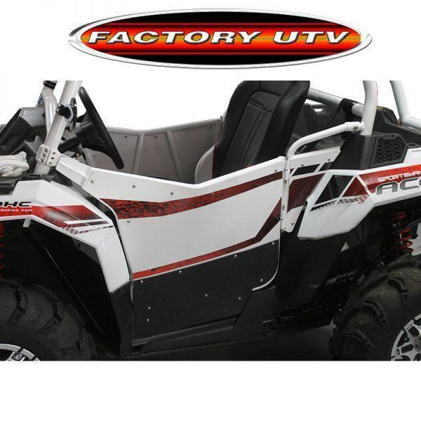sc 1 st  Factory UTV & Polaris Sportsman ACE Complete Door Kit