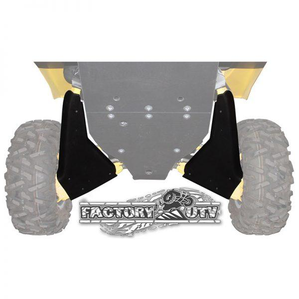 Yamaha YXZ 1000 Factory UTV UHMW A-Arm Guards