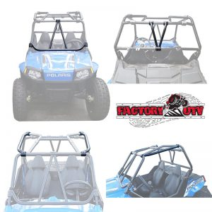 Polaris RZR 170 Complete Roll Cage Upgrade Kit