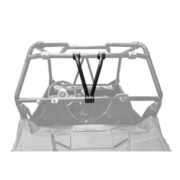 Factory UTV Polaris RZR-170 Rear Intrusion Bar