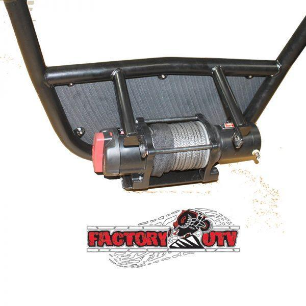 Can-Am Maverick Series Steel Winch Bumper