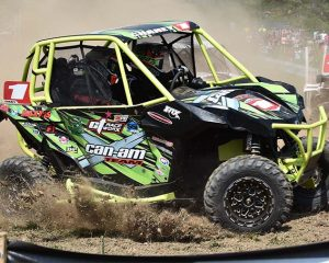 Factory UTV Supports Kyle Chaney takes The John Penton Round 4 GNCC