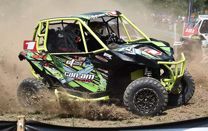 Chaney takes John Penton GNCC