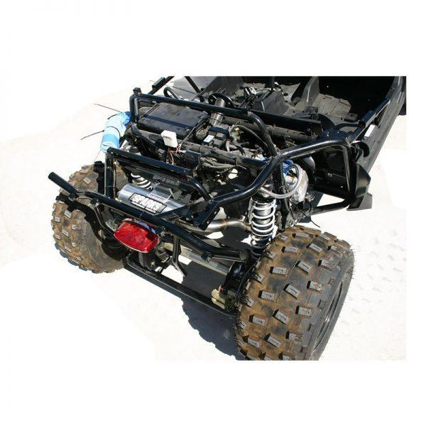 Sparks Racing RZR 170 X6 Stainless Steel Exhaust System