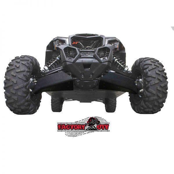 Factory UTV Can-Am Maverick X3 XRS UHMW A-Arm Guards