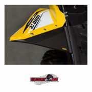 Yamaha YXZ1000R Maier Custom Rear Fender Trim Kit