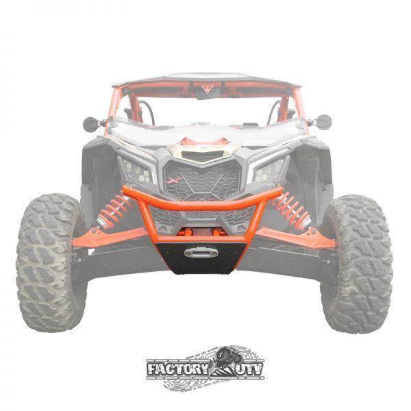 Can-Am Maverick X3 Max Series Steel Winch Bumper With UHMW Bashplate,Can-Am Maverick X3 Series Steel Winch Bumper With UHMW Bashplate