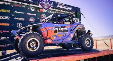 Northern California's Phil Blurton Takes UTV World Championship