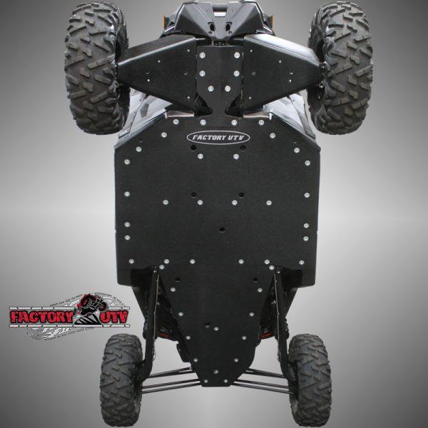 Can-Am Maverick X3 XRS Ultimate Half Inch UHMW Kit,Can-Am Maverick X3 XRS Ultimate Three Eights UHMW Kit