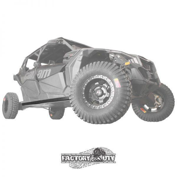 Can-Am Maverick X-3 Max Three Eighths UHMW Rock Sliders,Can-Am Maverick X-3 Max Half Inch UHMW Rock Sliders