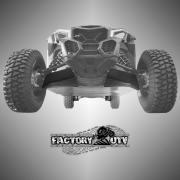 Factory UTV Can-Am Maverick X3 Max XRS UHMW A-Arm Guards