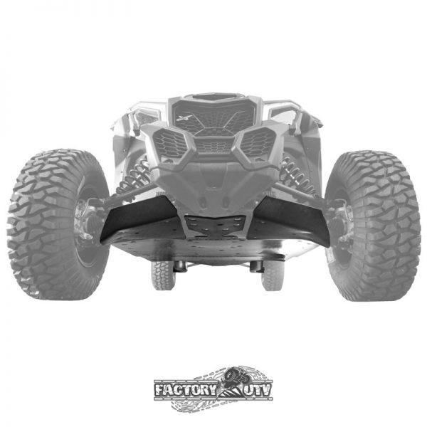 Can-Am Maverick X3 Max Ultimate Three Eighths Inch UHMW Kit,Can-Am Maverick X3 Max Ultimate Half Inch UHMW Kit