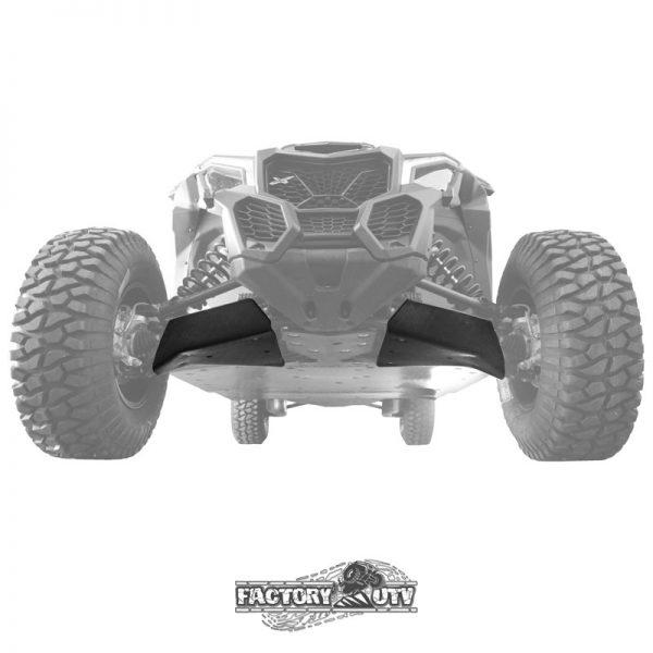 Factory UTV Can-Am Maverick X3 Max UHMW A-Arm Guards