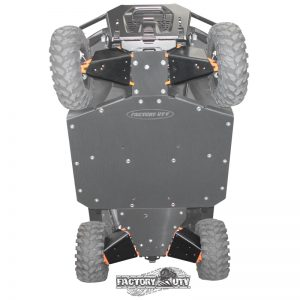Factory UTV Polaris Ranger XP 1000 UHMW Aarm Guards